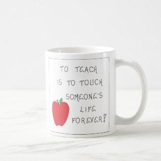 Mug about Teaching - Teacher Gift