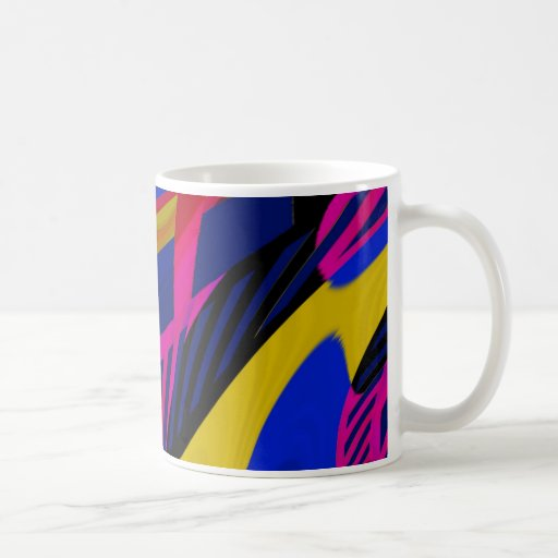 Mug Abstract Mix ZIZZAGO Mug