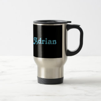 Mug Adrian