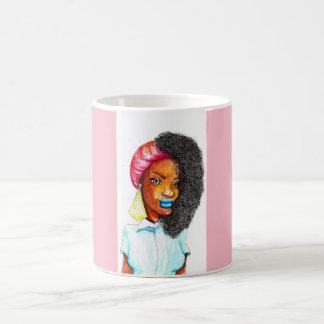 mug afro love