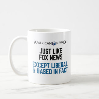 Mug, American News X Coffee Mug