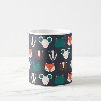 mug animal of the forest