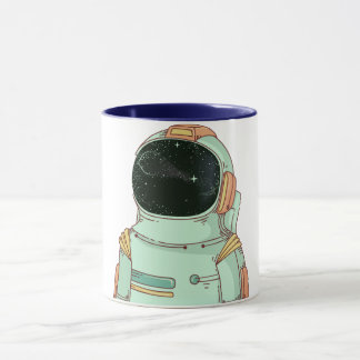 Mug astronaut