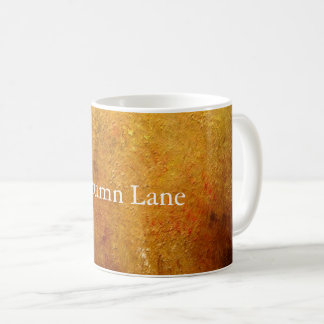 Mug: Autumn Lane Coffee Mug
