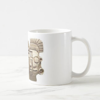 Mug: Aztec mask Coffee Mug