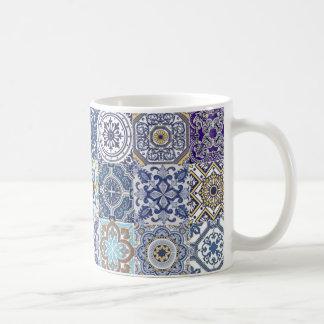 mug azulejos mixed