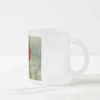"Mug ""Be happy!"""