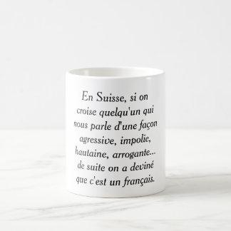 """mug """"beauf en Suisse"""""""