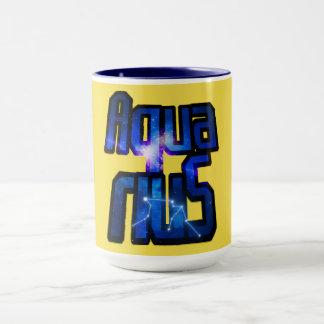 Mug Big 443 ml CDZ Sign Aquarium