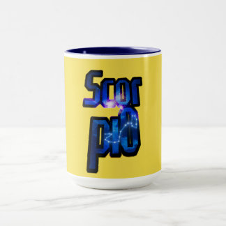 Mug Big 443 ml CDZ Sign Scorpion