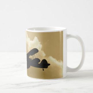 Mug biplane
