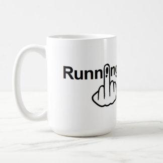 Mug Bird Flipping Running Flip