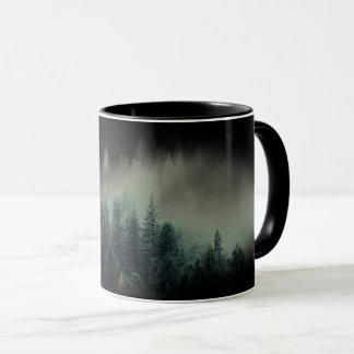 "Mug black forest ""mistwhite """