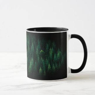 """Mug black forest """"pine """""""