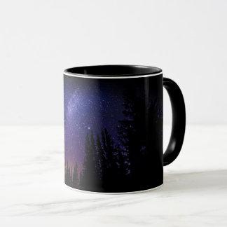 "Mug black forest ""stars """