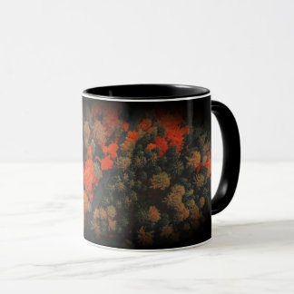 "Mug black forest ""way """