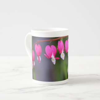 Mug-Bleeding Hearts Tea Cup