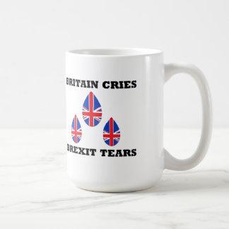 Mug Britain Brexit Tears