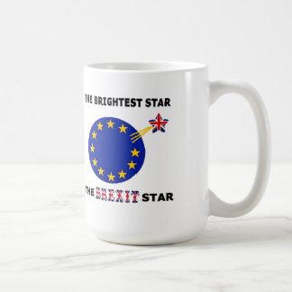 Mug Britain The Brexit Star British Flag