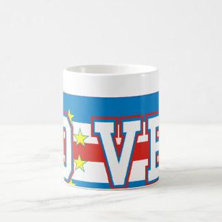 mug Cape Verde giant letters