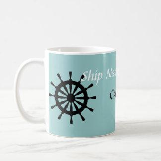Mug - Captain of ship