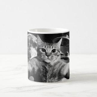 Mug Cat Space
