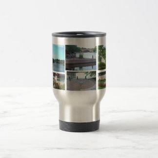 Mug: Centennial Lakes Edina, Minnesota Travel Mug