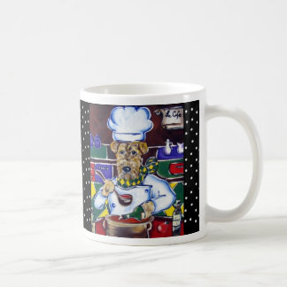 Mug Chef d'Airedale