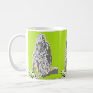 Mug Chimpanzee