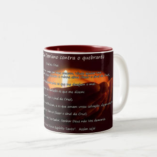 "Mug ""Clause of Is Cepriano against breaks it """