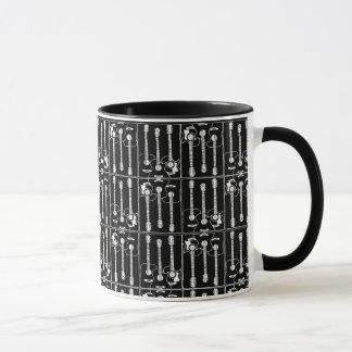 Mug Coffee and roll