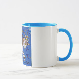 "Mug ""Constellation of the Capricorn """