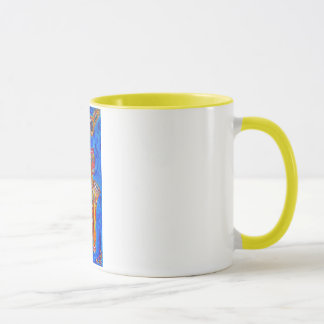 Mug - Cool Blue Jazz