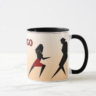 mug cubic tango
