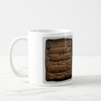 Mug - Cuneiform Tablet