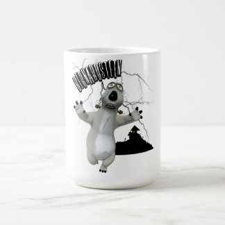 mug, cup, bernard to bear, bear berni, coffee mug