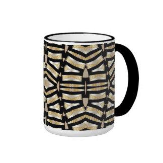 Mug Cup Gold Black Pearl 1 Coffee Mug