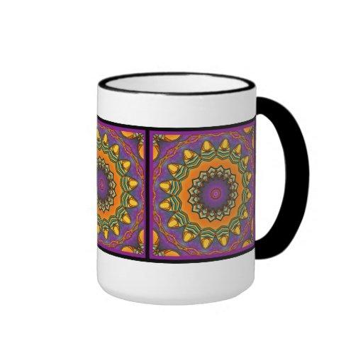 Mug Cup ZIZZAGO Kaleidoscope 1a Coffee Mug