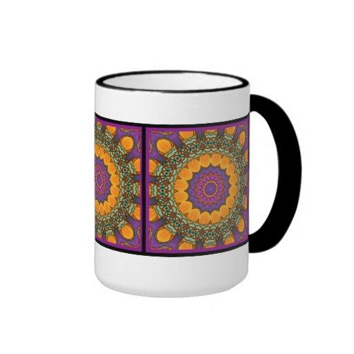 Mug Cup ZIZZAGO Kaleidoscope 2a Coffee Mugs