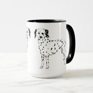 Mug Dalmatian /Sarr
