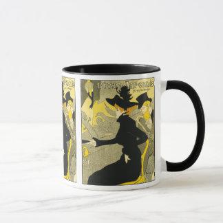 Mug: Divan Japonais by Toulouse-Lautrec Mug