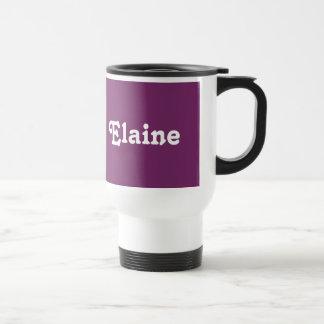 Mug Elaine