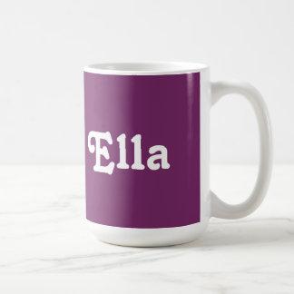 Mug Ella