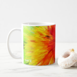 MUG - EXPLOSION OF COLORS