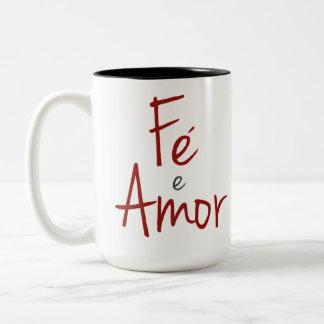 Mug Faith and Love