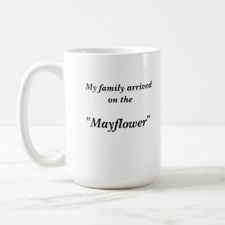 Mug - Family arrived on the ...