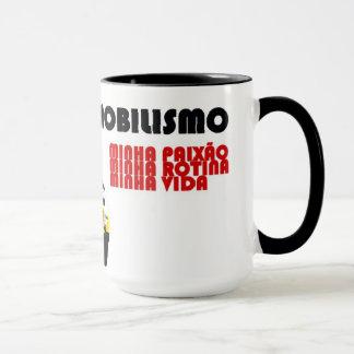 Mug - Fanatic for motoring