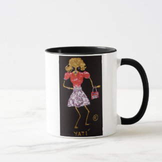 Mug- Fashion Figure Mug