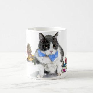 mug: Felix, the cat, in Sept. Coffee Mug
