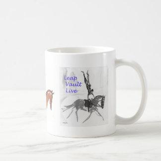 Mug for Equestrian Vaulters